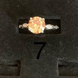 Jewelry - Topaz Gemstone Ring